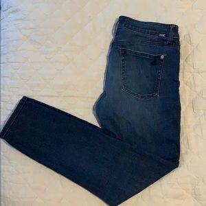 """DL1961 jeans - Margaux """"instasculpt ankle skinny"""""""